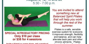 Pilates Happy Hour