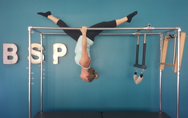 Cadillac at Balanced Spirit Pilates